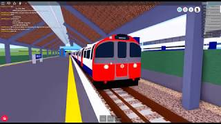 ROBLOX - MTG - Lonchester Subway Ivor Line Ride - Downing Square nach Wellesley - 09.05.2019