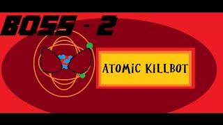 ROBLOX Boss Battle S2 - Boss 2: Atomic Killbot
