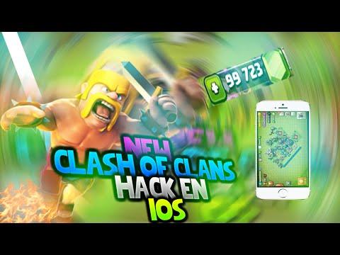 Tutorial Como Hackear Clash Of Clans En Ios 8.0/9.1.2 FUNCIONA!!