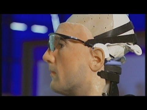 euronews hi-tech - Meet Rex - the world's first real bionic man