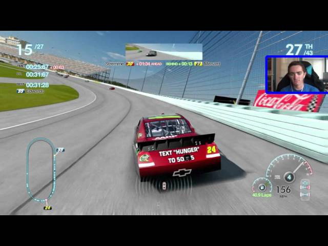 NASCAR The Game: Inside Line - Race 36/36 - Ford 400