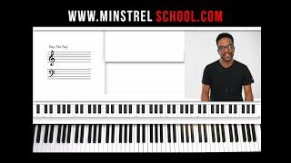 Gospel Piano Lesson - Nobody Greater - Vashawn Mitchell
