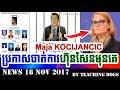 Cambodia Hot News WKR World Khmer Radio Evening Saturday 11/18/2017