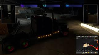 18 Wheels auf dem Highway. Die Blo Ba Logistik transportiert wieder tolle Dinge. Start Sa ca.9:30 Uh