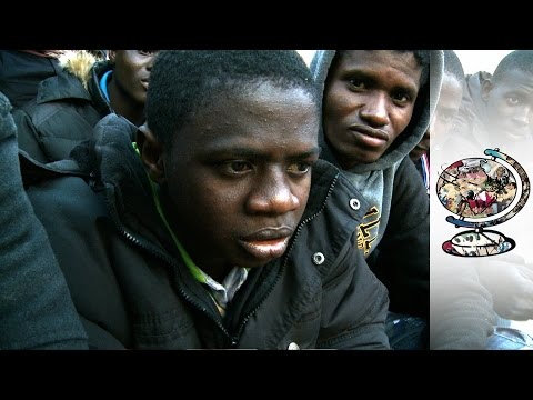 Libya's Descent Into Immigration Chaos (2014)