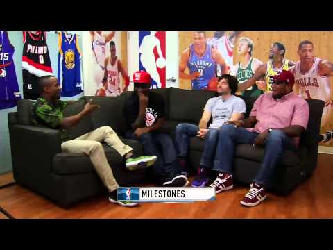 Kobe Bryant: Most Missed Shots in NBA History #TheHangoutNBA
