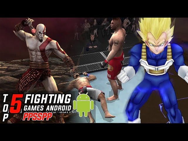 29 8 MB] Top 5 fighting games for android/ppsspp 2019
