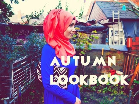 Autumn Lookbook 2013