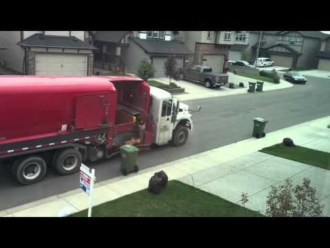 Recycling Pick Up Hillcrest Airdrie Alberta
