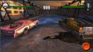 Death Race Crash Burn / Monster Car Racing Games / Android Gameplay FHD #3