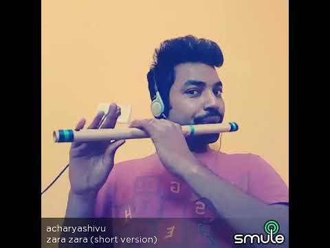 Zara Zara hindi/vasheeghara tamil flute cover