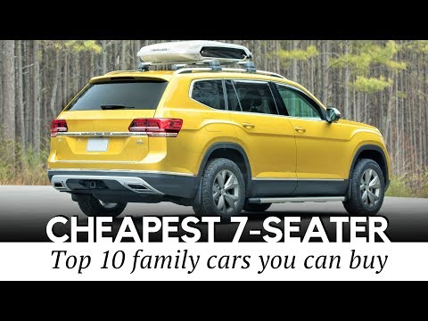 12 Cheapest 7-Seater SUV Cars to Buy in 2018-2019 (Detailed Review)