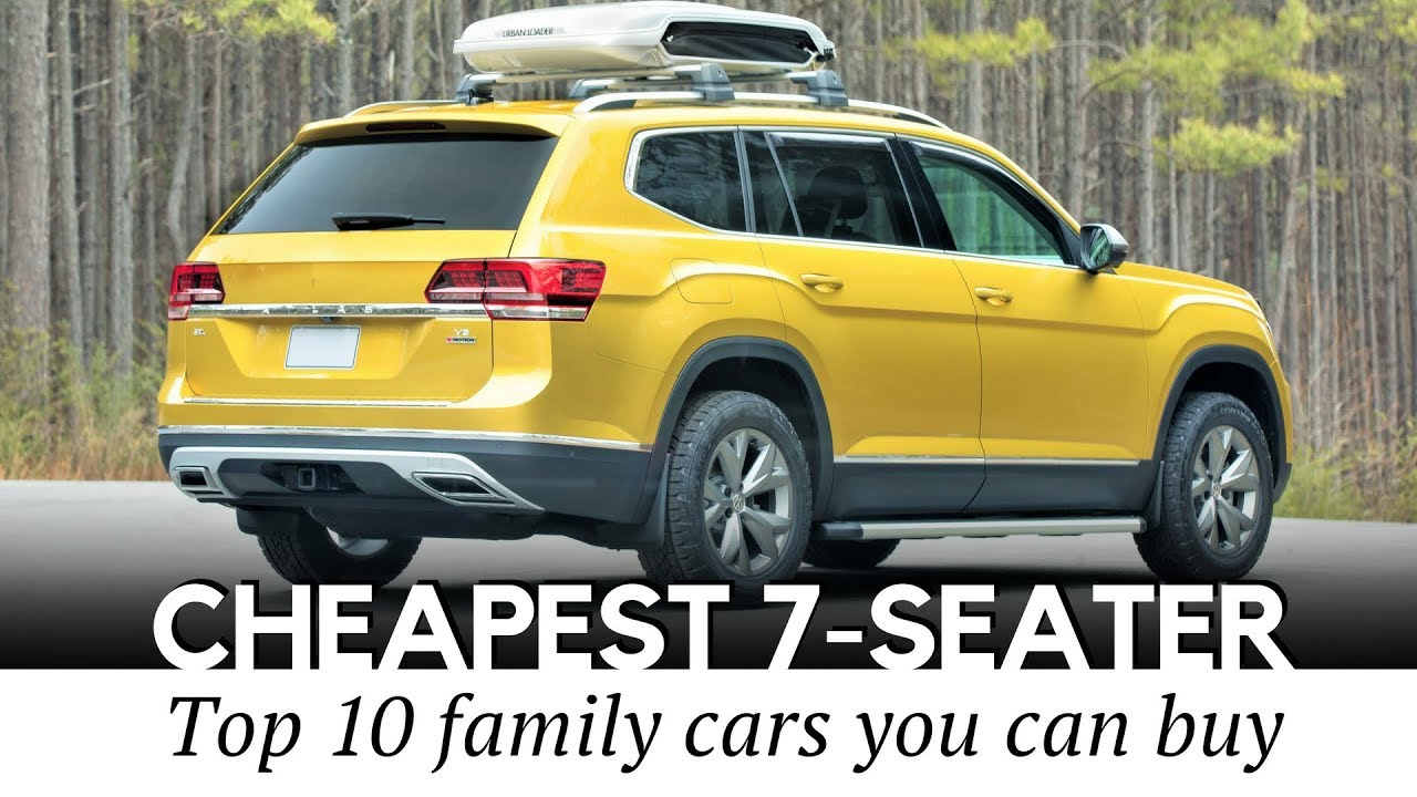 12 Cheapest 7-Seater SUV Cars To Buy In 2018-2019
