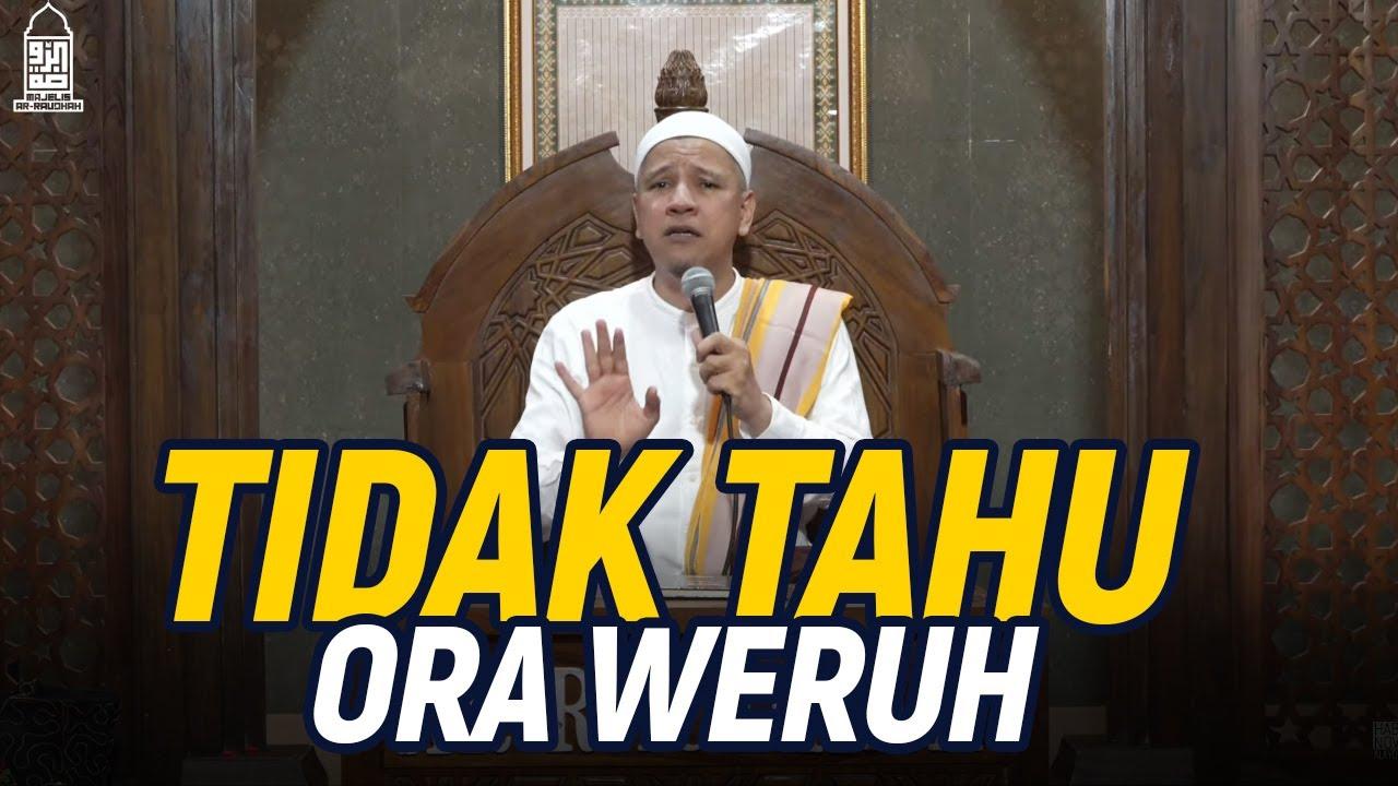 [Live] - Kajian Rutin Hari Rabu Jamaah Putri Majelis Ar-Raudhah