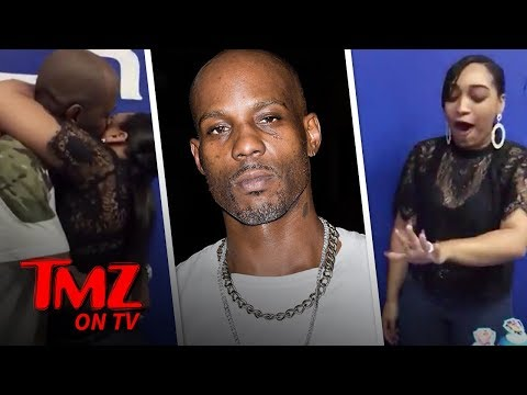 DMX Re-Proposes to His Girlfriend! | TMZ TV