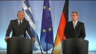 Deutschland gegen Aufweichung des griechischen Reformprograms
