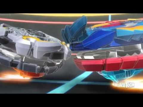 Beyblade Burst AMV- Feel Invincible- Skillet