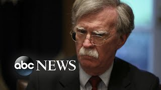 John Bolton says he's prepared to testify in impeachment trial | ABC News