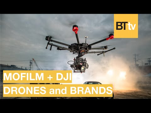 How Drones & 360 will Change Creativity (FULL VIDEO) | Cannes Lions Talk 2016 | 4 | BrandTechTV