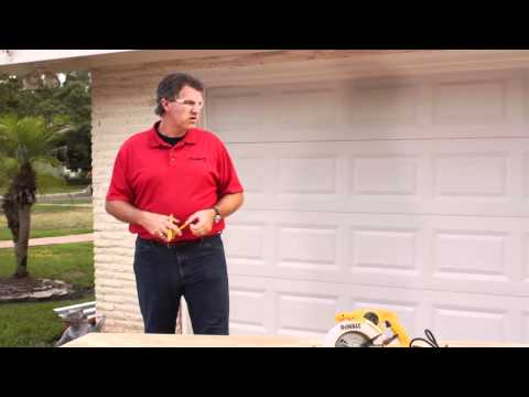Protect Your Home in a FLASH - DIY Plywood Hurricane Shutters