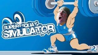 Super Squat Simulator - MY EYES ARE BLEEDING!