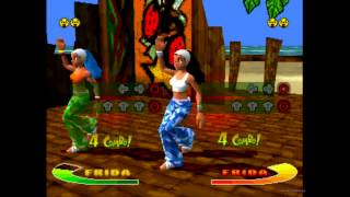 Bust A Move/Groove 【PS1】 - Frida vs. Frida