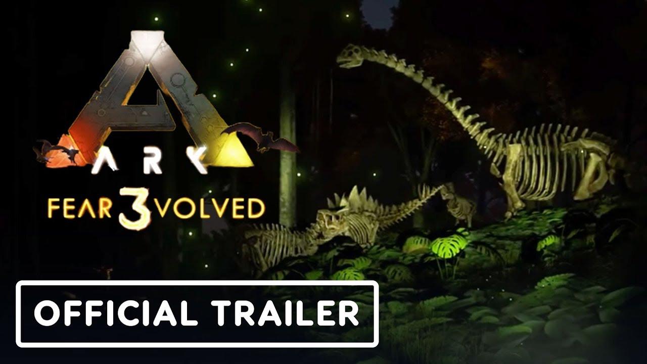 Ark Halloween 2020 ARK: Survival Evolved   Official Halloween Event Trailer   YouTube