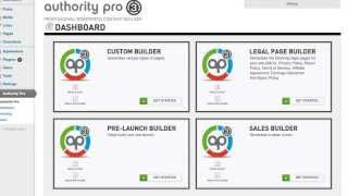 Authority pro 3 live demo