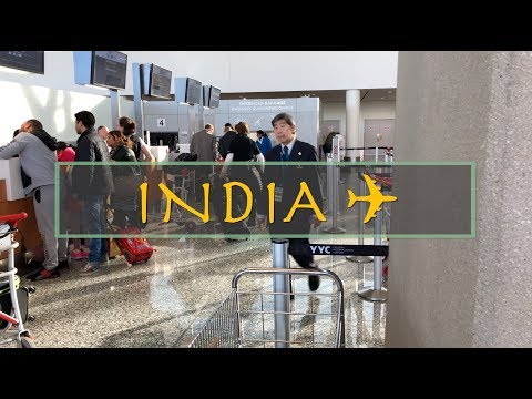 Calgary - Hyderabad India - 24 hours of travelling
