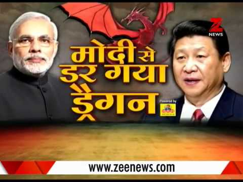Chinese daily: Narendra Modi is pushing his country to war | मोदी से डर गया चीन