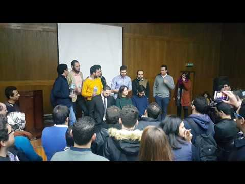 AIESEC in Egypt - MCP Elections 17/18