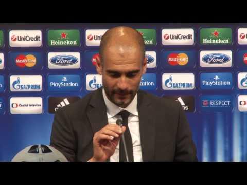 "Guardiola: ""Vielen Dank an Jupp Heynckes""   FC Bayern gewinnt UEFA Super Cup"