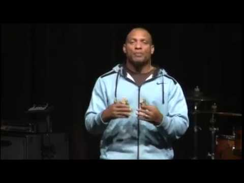 Pastor Aeneas Williams: Becoming a part of the solution:  #Ferguson