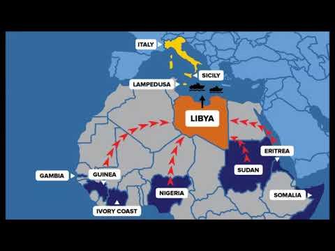 Zur Lage von Flüchtlingen in Libyen