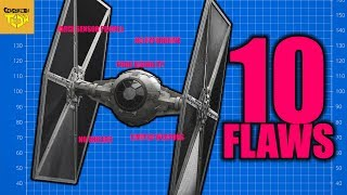 10 FLAWS with the Tie Fighter