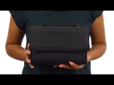 40a7d26a576 Tory Burch Fleming Matte Small Convertible Shoulder Bag SKU:8965558 -  YouTube
