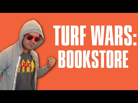 TLOU Factions: TURF WARS //BOOKSTORE