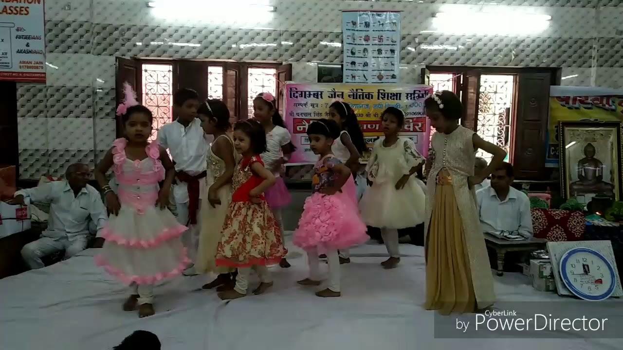 Download Gautampuri & Shastri park jain shivir dance camp by PARSHVI TRAINING INSTITUTE