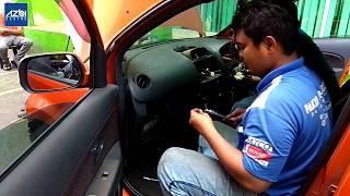 AzbiCentre - Aircond Tak Sejuk, Minyak Compressor Myvi Hitam!