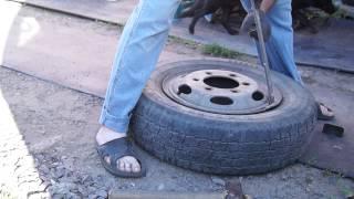 видео Советы по разбортировке колес