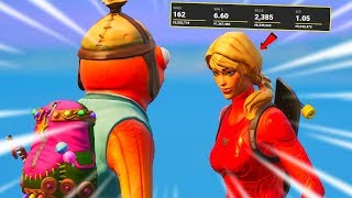 I Exposed My Random Teammates Stats In Fortnite... (so many bots)