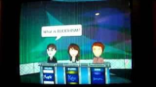 Jeopardy! Nintendo Wii Run: Game 14