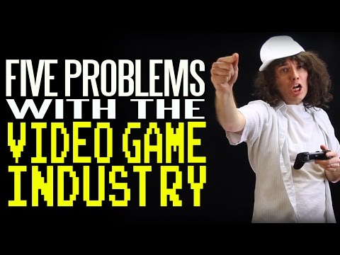video game (industry)