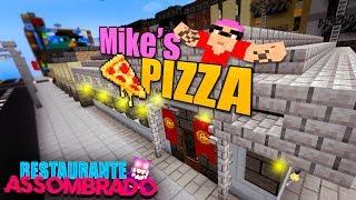 Minecraft: GRANDE INAUGURAÇÃO! (Restaurante Assombrado 👻) #2 - mike -