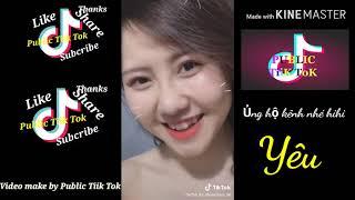 #tiktok#tiktok_gaixinh_Việtnam PublicTiikTok#Gái xinh, dễ thương, sexy TikTok VN(p4)