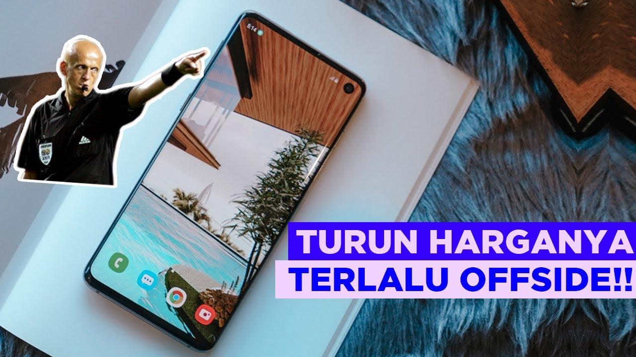 TURUN 8.5 JUTA!! 7 HP Samsung Galaxy S Turun Harga 2021 ...