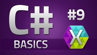 9. How to program in C# - ARRAYS - Beginner Tutorial