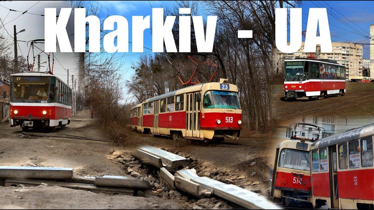 99 saniyede Kharkiv - Ukrayna