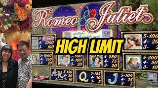 ROMEO AND JULIET HIGH LIMIT SLOT