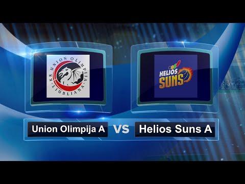 U13 košarka 2015/16, Mini pokal SPAR, polfinale, Union Olimpija A 43:53 Helios Suns A, 04.02.2016